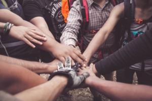 Teamwork bei Frogando und wofür wir stehen
